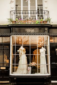 Halfpenny London ~ A Look Inside Kate's Beautiful London Flagship Boutique | Love My Dress® UK Wedding Blog