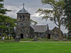 St. Ann's Church in Kennebunkport ME