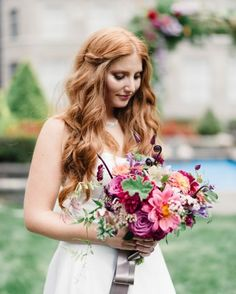 Easy breezy beautiful romantic waves for every bride.