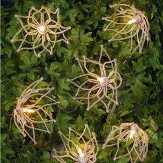 10 Beaded Flower String Lights £17.95 £14.96 Ex.VAT