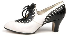 1930's-there are not even words to describe how much I love and want these shoes...
