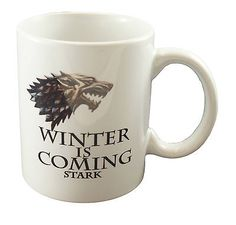 Game of #thrones - winter is #coming #coffee tea mugs mug cup gift present,  View more on the LINK: 	http://www.zeppy.io/product/gb/2/141995398159/