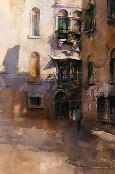 Vladislav Yeliseyev   Shades of Venice....