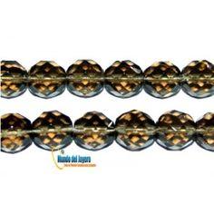 Cristal Checo Humo 12mm(Tira)