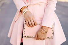 pink valentino bag