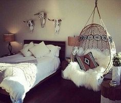 room idea for a free spirited soul.*