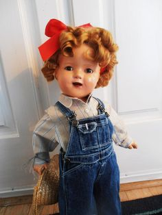 ShiLey TemPLe DoLL 18 inches Sweet Shirley for you
