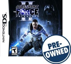 Star Wars: The Force Unleashed II — PRE-Owned - Nintendo DS