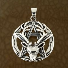 4 Four Seasons Charms Pendants Pagan Wiccan Wheel of Year 28mm