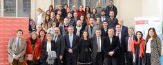 Entrega de credenciales a jóvenes investigadores  http://www.um.es/actualidad/gabinete-prensa.php?accion=vernota&idnota=53261