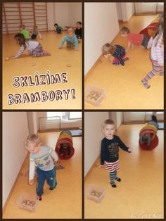 Myšky :: MŠ Kytlická Kids Rugs, Teaching, Pulley, Potatoes, Day Care, Gymnastics, Fall, Kid Friendly Rugs, Teaching Manners