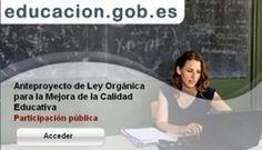 Anteproyecto de Ley Orgánica para la Mejora de la Calidad Educativa, Revista de Educación 2.0 «