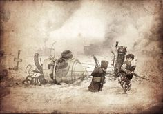 Snow//Environment//Steampunk picture