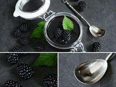 Ostružinová marmeláda - eZavařování.cz Blackberry, Fruit, Food, Syrup, Essen, Blackberries, Meals, Yemek, Rich Brunette
