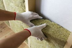 Mineral Wool Insulation for shed Cheap Insulation, Wool Insulation, Insulation Types, Wood Storage Sheds, Wood Shed, Craft Shed, Diy Shed, Shed Ceiling Ideas, Insulating A Shed