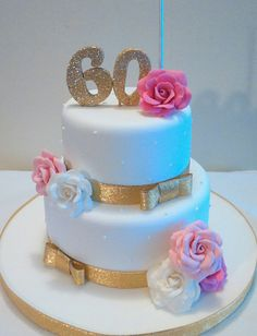 New Cake Birthday Women Mom Party Ideas Ideas - Birthday Cake Fruit Ideen Birthday Cakes For Men, 60th Birthday Cakes, 60th Birthday Ideas For Mom Party, 55th Birthday, Mama Baby, Mom Cake, Cakes For Women, Birthday Cake Decorating, Birthday Woman