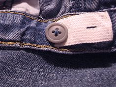 MAKE | How-To: Add Adjustable Elastic to Kids' Pants