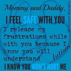 #Autism Awareness  #MIAutismWonders www.facebook.com/miautismwonders