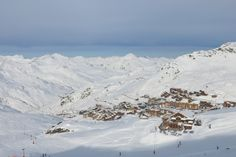 Really looking forward to going here after Christmas - Val Thorens in the French Alps