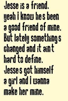 Rick Springfield Jessie's Girl