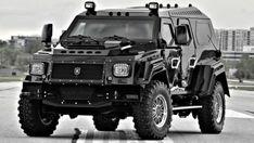 WANT: ultimate zombie apocalypse survival car