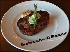Bistecche di Manzo at Alto Ristorante e Bar