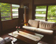 大丸温泉旅館ロビー Oomaru-onsen Ryokan Nasu #那須 #大丸温泉 #温泉 #旅館 #100パーセントプロジェクト #nasu #ryokan #onsen #lobbybar #lobbylounge #japan