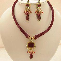#Kundan Jwellery