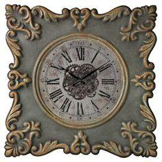 Vanessa Wall Clock