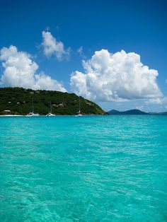 Jost Van Dyke, British Virgin Islands  #travel #island #BVI