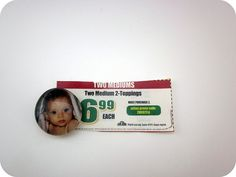 DIY photo glass magnets for glass, magnets, adhesive: http://www.ecrafty.com/c-81-craft-supplies.aspx