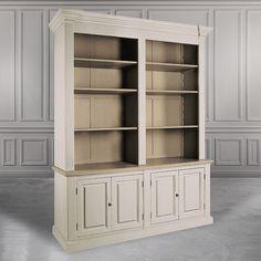 Книжный шкаф Florence - Книжные шкафы, витрины, библиотеки - Гостиная и кабинет - Мебель по комнатам My Little France