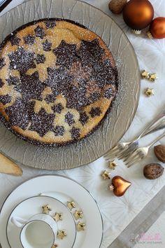 ullatrulla backt und bastelt: Weihnachtlicher Zupfkuchen mit viiel Zimt   Nur das Beste für meinen Mann (Kooperation)