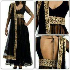Couture Fashion, Hijab Fashion, Fashion Outfits, Anarkali Lehenga, Bollywood Fashion, Indian Wear, Indian Outfits, Indian Fashion, Beautiful Dresses