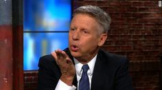 Gary Johnson: 'What is Aleppo?' - CNNPolitics.com