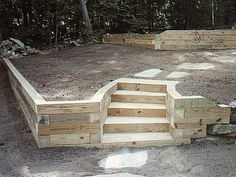 Great Landscaping Timber Ideas Landscaping Timbers Retaining Wall Ideas Landscaping Gardening