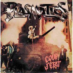 """Plasmatics, Coup d'Etat***: After the bombastic performances captured on the live disc and """"Beyond the Valley of 1984,"""" I was rather stoked to hear the next offering from Wendy and company. Especially considering this had song titles like """"Put Your Love In Me,"""" """"Mistress of Taboo,"""" and """"No Class."""" Yet, this one falls short of both of those previous efforts. Still, it's a fun listen to be had for those adventurous souls who would like to know more about the mistress of nipple-tape. 9/8/16"""