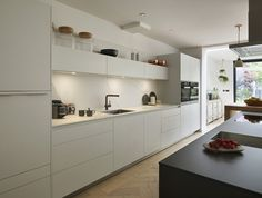 bulthaup by Kitchen Architecture 'Combined Elegance' case study