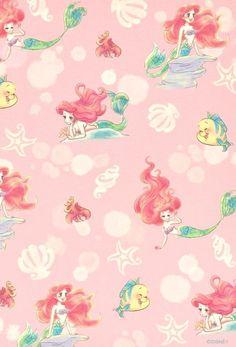 Little Mermaid Ariel Background