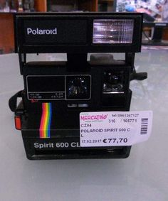 Polaroid spirit 600 cl 2
