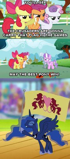 """Days Since Last """"Best Pony Argument"""" - 0"""