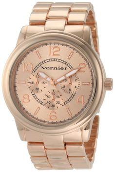 Vernier Women's VNR205 Round Bracelet Quartz Watch