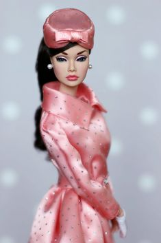 Satin Sparkle | Dream Teen Poppy Parker | Pigletta | Flickr Barbie Dress, Barbie Clothes, Pink Barbie, Moda Fashion, Pink Fashion, Fashion Royalty Dolls, Fashion Dolls, Pretty Dolls, Beautiful Dolls