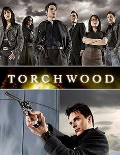 """""""Torchwood, a spin-off from the popular sci-fi show Doctor Who, follows a group of investigators working for the secret organisation of the same name. Set in Cardiff, Wales the team specialise in alien technology that has landed on Earth, and crime, whether it be alien or human"""""""