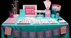 Love this Jewelry Bar.  They have one of each locket displayed and it is all so simply beautiful! #Origamiowl Jewelry Bar display ideas! Lynnette Pfaff, #Origamiowl Independent Designer To order or host a party, visit http://lynnettepfaff.origamiowl.com/ Be sure to connect with me on facebook http://www.facebook.com/lynnette4origamiowl
