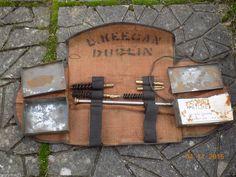 Irish volunteer Webley .455/38 cleaning kit; Dublin Maker, extremely rare | eBay