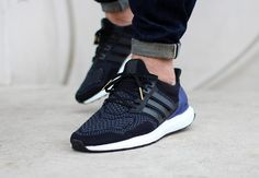 Adidas Ultra Boost (Core Black/Gold Met) post image