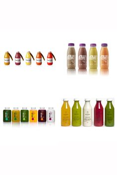 Juice Cleanse Recommendations
