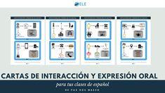NUEVA ENTRADA   ¡Esta semana, nuestra alumna Paz Ros, nos deja estas cartas tan originales!   http://www.eleinternacional.com/cartas-de-interaccion-y-expresion-oral-para-tus-clases-de-espanol/