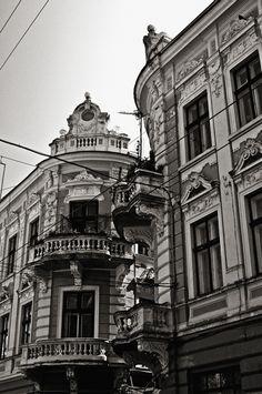 Chernivtsi, Ukraine.